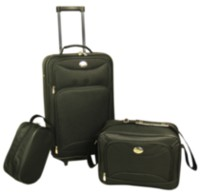 Valise ensemble de 3 JetStream de Travelway Group International Noir