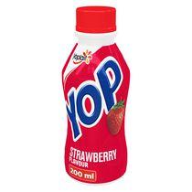 Yop by Yoplait Strawberry Drinkable Yogurt