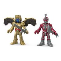 Fisher-Price Imaginext Power Rangers Goldar and Lord Zedd Figures