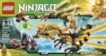 LEGO(MD) Ninjago - Le dragon d'or (70503)