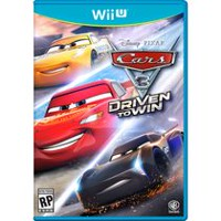 Cars 3: Driven to Win (WIIU)