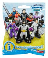 Fisher-Price Imaginext DC Super Friends DC Comics Figurines Emballages-mystères – Les styles peuvent varier