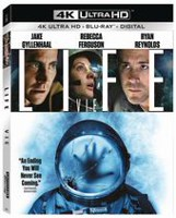 Life (4K Ultra HD + Blu-ray + Digital HD) (Bilingual)