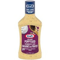 Kraft Creamy Poppyseed Dressing