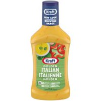 Kraft Golden Italian Dressing and Marinade