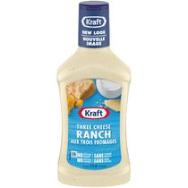 Kraft Three Cheese Ranch Dressing