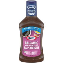 Vinaigrette balsamique Calorie Wise de Kraft