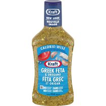Kraft Calorie Wise Greek Feta Dressing