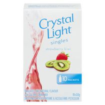 Crystal Light Singles Strawberry-Kiwi
