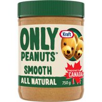 Kraft All Natural Peanut Butter