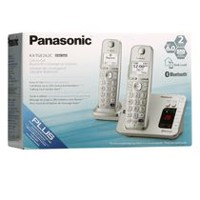 Panasonic KX-TGE262C Link-to-Cell Bluetooth Convergence Solution