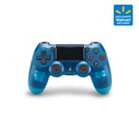 Blue Crystal DUALSHOCK®4 Wireless Controller (PS4)
