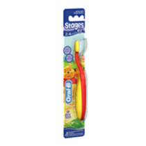 Oral B Pro-Health Stages 2-4 years Extra Soft Bristle Toothbrush