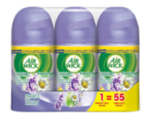 Air Wick® Freshmatic Lavender and Chamomile Air Freshener Refills