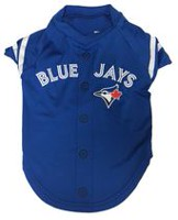 MLB Blue Jays Dog T-Shirt