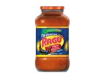 Ragu Original Flavoured with Real Ground Beef Old World Style Pasta Sauce