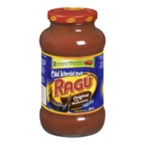 Ragú Old World Style Original Sauce with Mushrooms