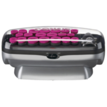 Conair Tourmaline Ceramic Ionic Instant Heat Hair Setter with Heated Clips