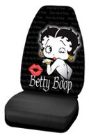 Betty Boop Low Back Seat Cover