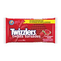TWIZZLERS Strawberry Twists Candy