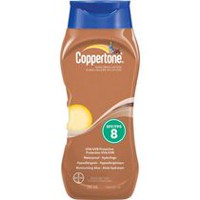 Coppertone Lotion SPF 8
