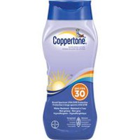 Coppertone® Sunscreen Lotion - SPF 30