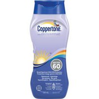 Coppertone Sunscreen Lotion - SPF 60