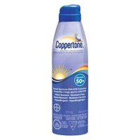 Coppertone¨ Sunscreen Clear Continuous Spray SPF 60