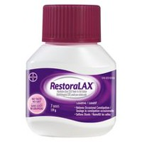 RestoraLAX® 7 once daily Doses (119g)