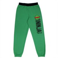 TMNT Boys' Fleece  Jogger Pant 5