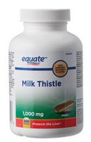 Equate Milk Thistle 1,000 mg