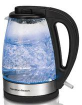 Bouilloire en verre de 1,7 litre Hamilton Beach 40855C