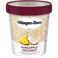 HÄAGEN-DAZS®  Pineapple Coconut Ice Cream