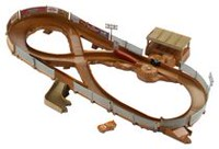 Disney/Pixar Cars 3 Thunder Hollow Criss-cross Track Set