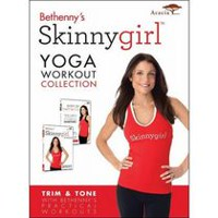 Bethenny's Skinnygirl Yoga Workout Collection: Bethenny's Skinnygirl Workout / Body By Bethenny
