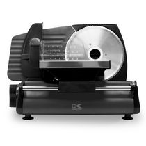 Kalorik 180 Watts Black Professional Style Food Slicer AS 40763 BK
