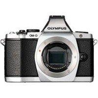 Olympus OM-D E-M5 Mark II Mirrorless Digital Camera - Body Only Black/Silver