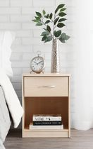 Mainstays Birch Nightstand