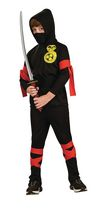 Rubie's Black Ninja Child Costume