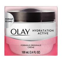 Olay Active Hydrating Original Cream - Oil Free