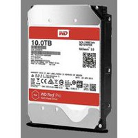 "Western Digital Red Pro 3.5"" 10 TB Internal NAS Hard Drive - WD101KFBX, English"
