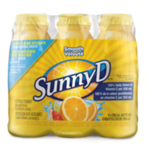 SunnyD Smooth Citrus Punch