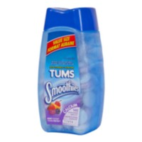 TUMS Smoothies EX Berry Fusion 140's