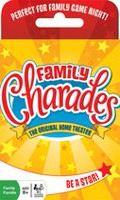 Jeu de cartes Family Charades d'Outset Media