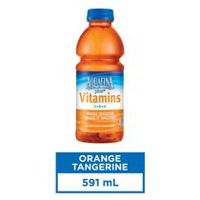 Aquafina Plus Vitamins Orange et tangerine