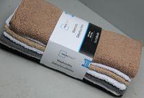 Mainstays Neutral 18-Pack Washcloths