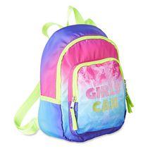 George Girls' Printed Backpack