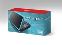 New Nintendo 2DS™ XL – Black + Turquoise