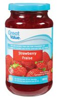 Great Value Strawberry Spread