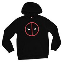 Marvel Deadpool Men's Fleece Hoody M